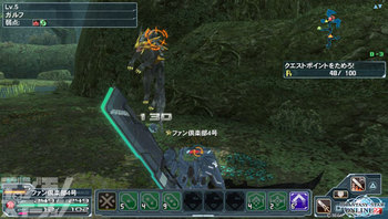 『ファンタシースターオンライン2』03_場面写真07